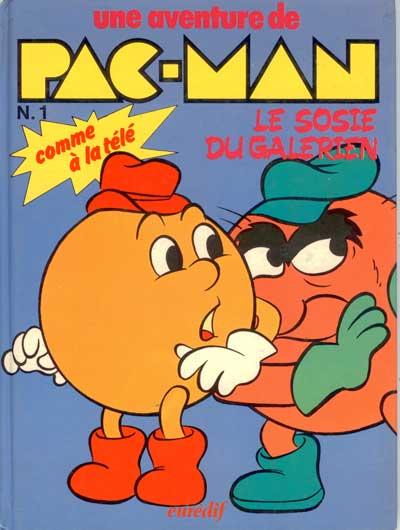 PAC-MAN (UNE AVENTURE DE) - Le sosie du galérien  - Tome 1 - Grand format