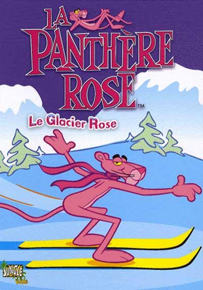 PANTHÈRE ROSE (LA) - Le glacier rose  - Tome 1 - Grand format