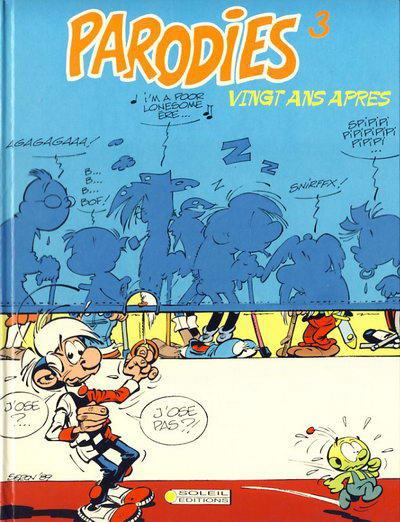 PARODIES - 20 ans après  - Tome 3 - Grand format