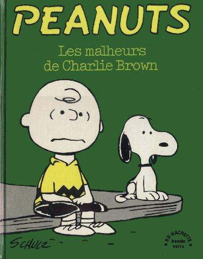 PEANUTS -2- (HACHETTE) - Les malheurs de Charlie Brown  - Tome 2 - Grand format