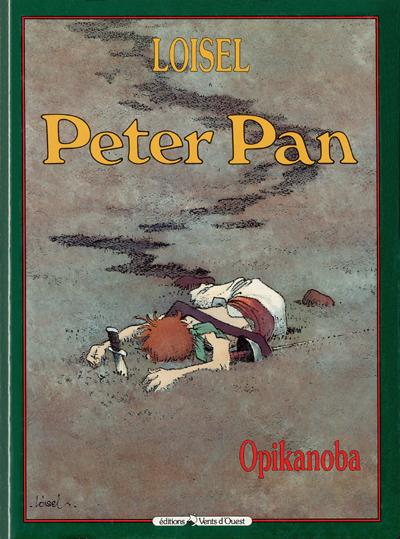 PETER PAN - Opikanoba  - Tome 2 - Grand format
