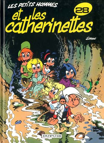 PETITS HOMMES (LES) - les Catherinettes  - Tome 28 - Grand format