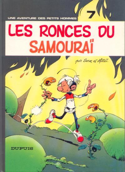 PETITS HOMMES (LES) - Les ronces du samouraï  - Tome 7 - Grand format