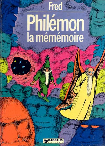 PHILÉMON - La mémémoire  - Tome 10 - Grand format