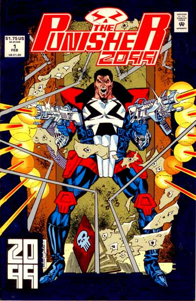 Punisher 2099  -  No 1  - Tome 1