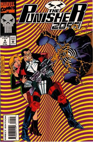 Punisher 2099  -  Requiem  - Tome 9