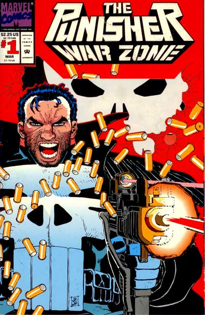 PUNISHER WAR ZONE (THE) - No 1  - Tome 1 - Moyen format