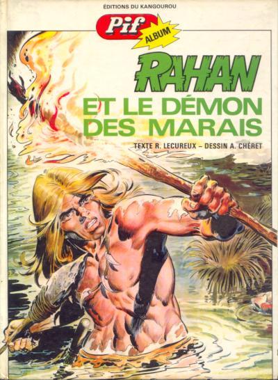 RAHAN 1 (KANGOUROU-VAILLANT GP) - Et le démon des marais  - Tome 2 (1) - Grand format