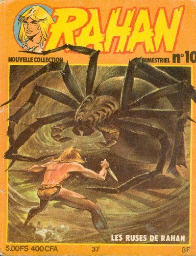 RAHAN (VAILLANT 2) - Les ruses de Rahan  - Tome 37 (10) - Big format