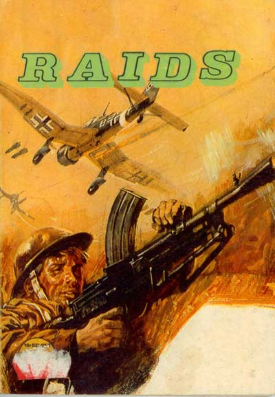 RAIDS - Je reviendrai Susie  - Tome 32 - Moyen format