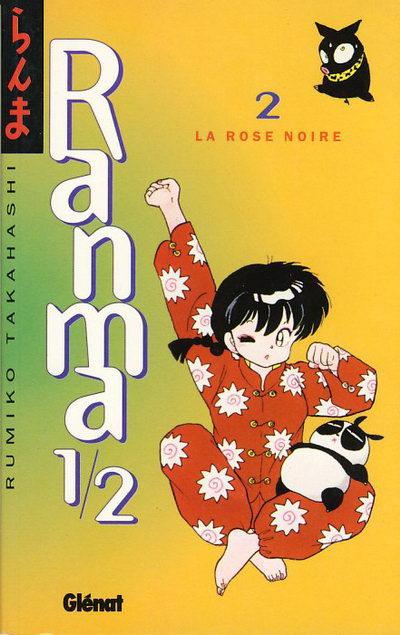 RANMA 1/2 - La rose noire  - Tome 2 - Moyen format
