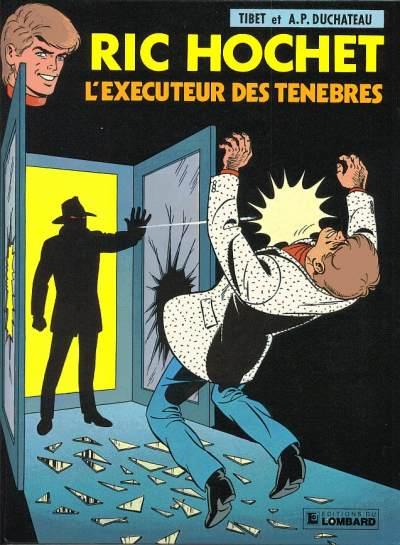 RIC HOCHET - L'exécuteur des ténèbres  - Tome 49 - Grand format