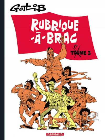 RUBRIQUE-À-BRAC - T(au)ome 3  - Tome 3 (b) - Grand format