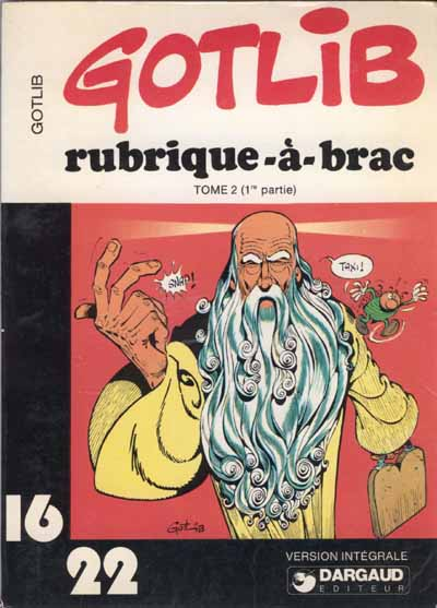 RUBRIQUE-À-BRAC (16/22) - Tome 2 (I)  - Tome 3 (32) - Grand format
