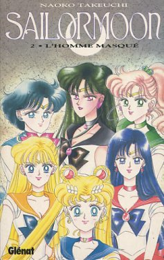 SAILORMOON - L'homme masqué  - Tome 2 - Grand format
