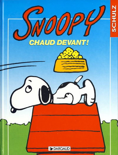 PEANUTS - SNOOPY - Chaud devant  - Tome 20 - Grand format