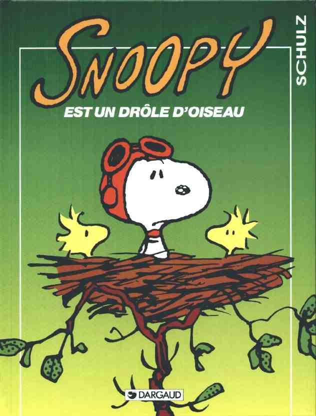 PEANUTS - SNOOPY - Snoopy est un drôle d'oiseau  - Tome 24 - Grand format