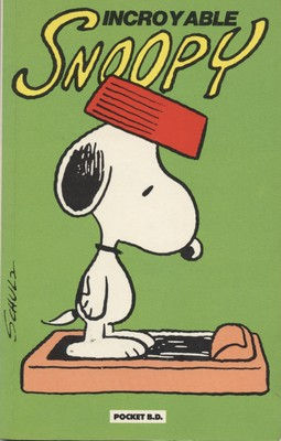 SNOOPY - Incroyable Snoopy  - Tome 2 (Poch) - Grand format