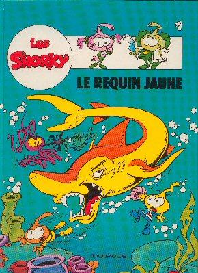 SNORKY (LES) - Le requin jaune  - Tome 1 - Grand format