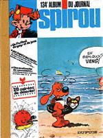 (RECUEIL) SPIROU (ALBUM DU JOURNAL) - Spirou album du journal  - Tome 134 - Big format