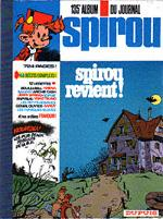 (RECUEIL) SPIROU (ALBUM DU JOURNAL) - Spirou album du journal  - Tome 135 - Grand format
