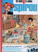 (Recueil) Spirou (Album du journal)  -  Spirou album du journal  - Tome 136