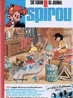 (RECUEIL) SPIROU (ALBUM DU JOURNAL) - Spirou album du journal  - Tome 136 - Grand format
