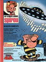 (RECUEIL) SPIROU (ALBUM DU JOURNAL) - Spirou album du journal  - Tome 145 - Grand format