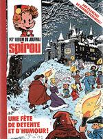 (Recueil) Spirou (Album du journal)  -  Spirou album du journal  - Tome 147