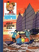 (RECUEIL) SPIROU (ALBUM DU JOURNAL) - Spirou album du journal  - Tome 148 - Grand format