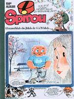 (Recueil) Spirou (Album du journal)  -  Spirou album du journal  - Tome 150