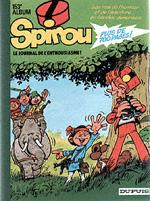 (Recueil) Spirou (Album du journal)  -  Spirou album du journal  - Tome 153