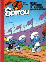 (RECUEIL) SPIROU (ALBUM DU JOURNAL) - Spirou album du journal  - Tome 157 - Grand format
