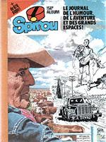(RECUEIL) SPIROU (ALBUM DU JOURNAL) - Spirou album du journal  - Tome 158 - Grand format
