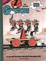 (RECUEIL) SPIROU (ALBUM DU JOURNAL) - Spirou album du journal  - Tome 159 - Grand format