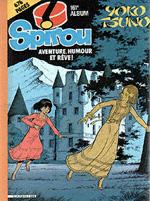 (RECUEIL) SPIROU (ALBUM DU JOURNAL) - Spirou album du journal  - Tome 161 - Grand format
