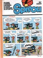(RECUEIL) SPIROU (ALBUM DU JOURNAL) - Spirou album du journal  - Tome 164 - Grand format