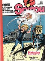(RECUEIL) SPIROU (ALBUM DU JOURNAL) - Spirou album du journal  - Tome 165 - Grand format