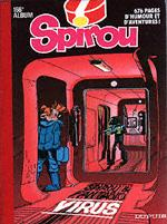 (RECUEIL) SPIROU (ALBUM DU JOURNAL) - Spirou album du journal  - Tome 166 - Grand format