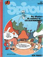 (RECUEIL) SPIROU (ALBUM DU JOURNAL) - Spirou album du journal  - Tome 170 - Grand format