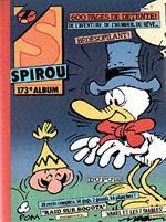 (RECUEIL) SPIROU (ALBUM DU JOURNAL) - Spirou album du journal  - Tome 173 - Grand format