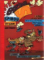 (RECUEIL) SPIROU (ALBUM DU JOURNAL) - Spirou album du journal  - Tome 174 - Grand format