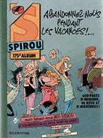 (RECUEIL) SPIROU (ALBUM DU JOURNAL) - Spirou album du journal  - Tome 175 - Grand format