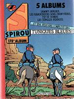 (RECUEIL) SPIROU (ALBUM DU JOURNAL) - Spirou album du journal  - Tome 178 - Big format