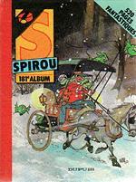 (RECUEIL) SPIROU (ALBUM DU JOURNAL) - Spirou album du journal  - Tome 181 - Grand format