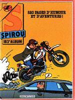 (RECUEIL) SPIROU (ALBUM DU JOURNAL) - Spirou album du journal  - Tome 183 - Grand format