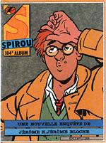 (RECUEIL) SPIROU (ALBUM DU JOURNAL) - Spirou album du journal  - Tome 184 - Grand format