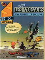 (RECUEIL) SPIROU (ALBUM DU JOURNAL) - Spirou album du journal  - Tome 187 - Grand format