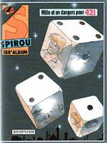 (RECUEIL) SPIROU (ALBUM DU JOURNAL) - Spirou album du journal  - Tome 188 - Grand format