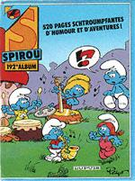 (Recueil) Spirou (Album du journal)  -  Spirou album du journal  - Tome 192 (LI)